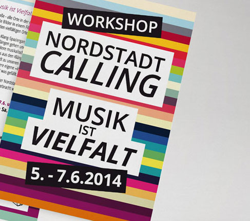 Flyer Musikworkshop